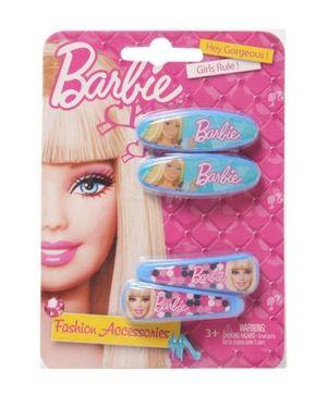 Barbie Tic-Tac Clip