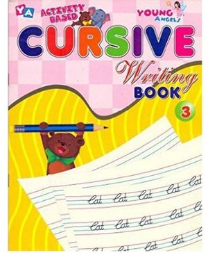 Cursive Writing Book - 3
