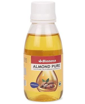 Bionova Pure Californian Almond Oil - 100 ml