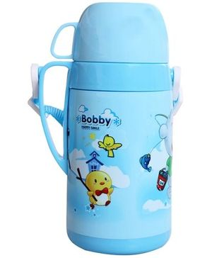 Water Bottle - Bobby Happy Smile