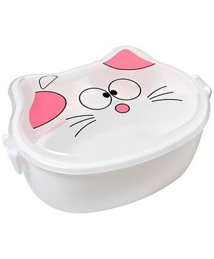 Lunch Box - Cat Face