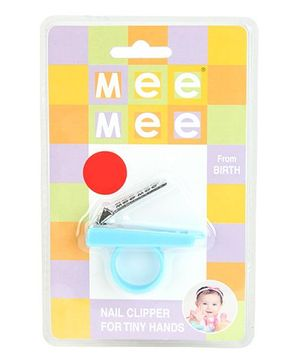 Mee Mee Nail Cutter - Blue