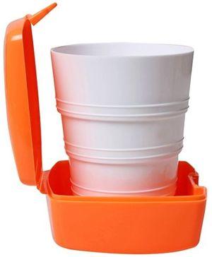 Feeding Cup - Square Shape