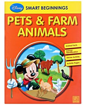 Disney - Pet And Farm Animals
