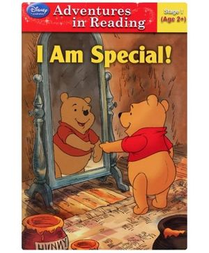 Adventures in Reading - I am Special