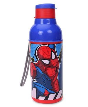 cello Homeware Sonic Sipper Bottle Spider Man Print - 400 ml