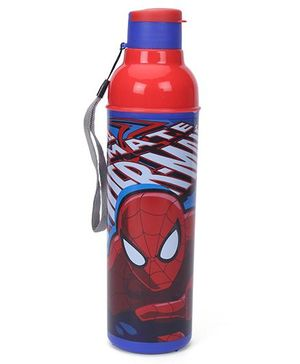 Cello Homeware Sonic Sipper Bottle Spider Man Print - 600 ml