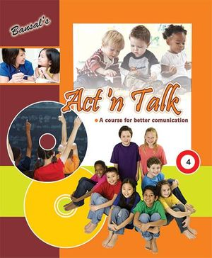 Act 'n Talk 4 Book - English