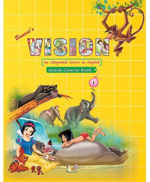 Vision Main Course Book I - English