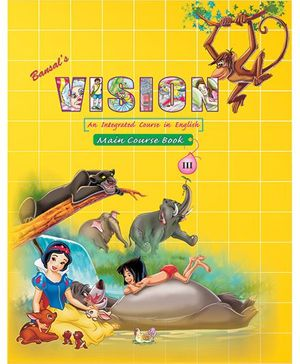 Vision Main Course Book III - English