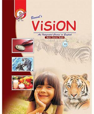 Vision Main Course Book VI - English