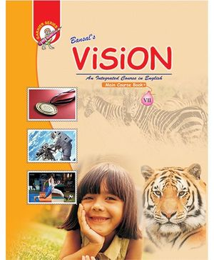 Vision Main Course Book VII - English