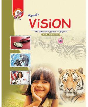 Vision Main Course Book VIII - English