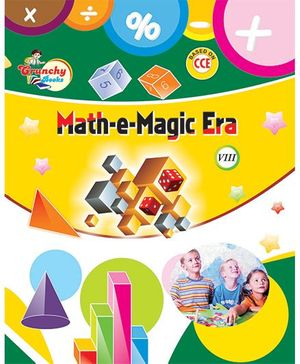 Math-e-Magic Era 8 - English