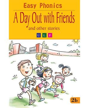 Easy Phonics A Day Out With Friends And Other Stories - English