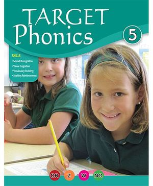 Target Phonics 5 - English