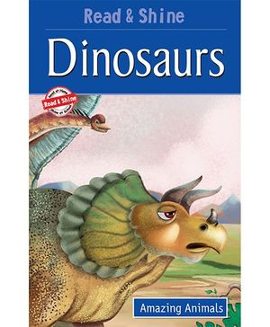 Dinosaurs Amazing Animals - English