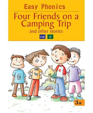 Four Friends On A Camping Trip And Other Stories
