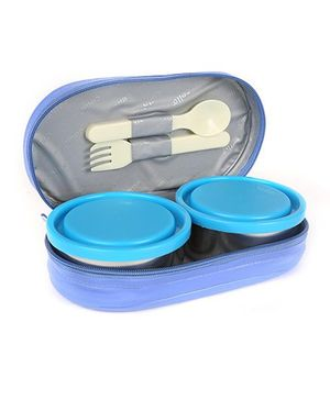 Cello Homeware Get Eat Lunch Pack - Blue