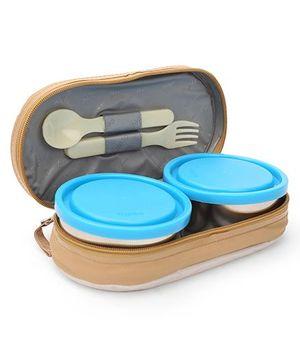 Cello Homeware Get Eat Lunch Pack - Cream
