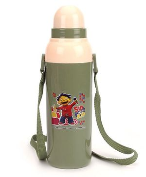 Cello Homeware Cool Wiz Insulated Water Bottle Green -  600 ml