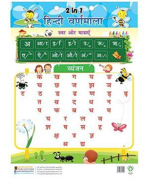 2 in1 Hindi Varnamala - Hindi
