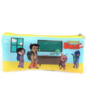 Chhota Bheem Pouch Double Sided - Multi Color