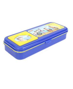 Chhota Bheem Pencil Box - Blue