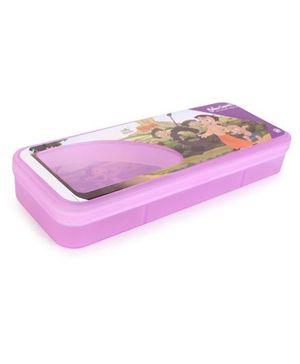 Chhota Bheem Pencil Box - Purple