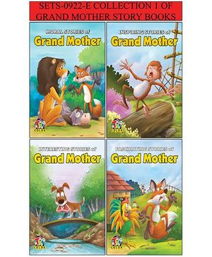 Collection 1 of Grand Mother Story Book - English