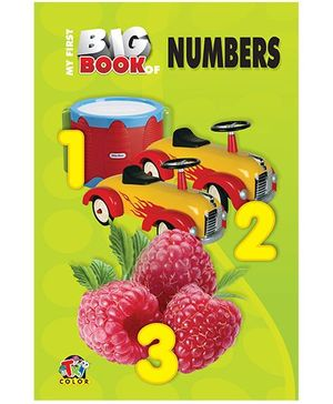 My First Big Book Numbers - English
