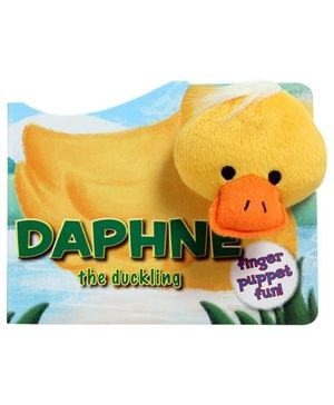 Daphne The Duckling Finger Puppet Fun - English
