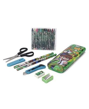 Ben 10 Stationery Kit - Green