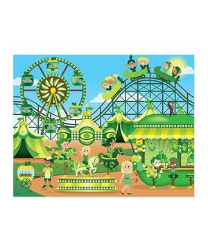 Melissa And Doug Scratch And Sniff Fruitville Sticker Pad - Multicolor