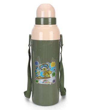 Cello Homeware Cool Wiz Insultated Sipper Water Bottle Green - 600 ml