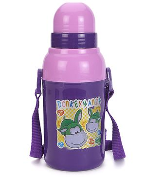 Cello Homeware Insulated Cool Wiz Bottle Purple - 400 ml
