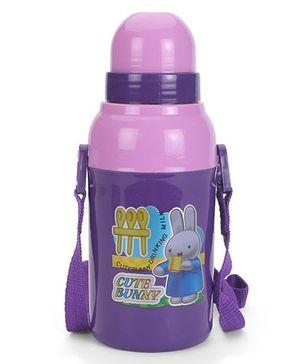 Cello Homeware Insulated Cool Wiz Bottle Purple - 400 ml