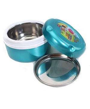 Cello Homeware Munch Insulated Hot Pot Lunch Box - Blue