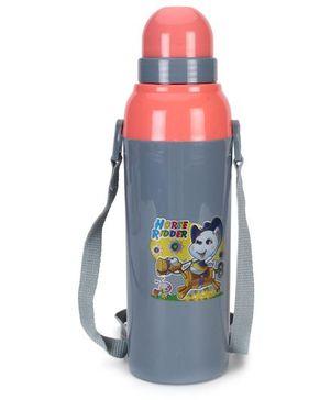 Cello Homeware Cool Wiz Insultated Sipper Water Bottle Grey - 600 ml