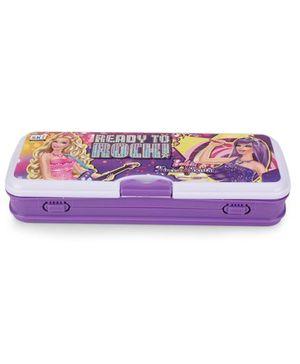 Barbie Princess Pencil Popstar - Purple