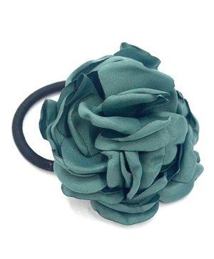 ATUN Rose Flower Rubber Band - Green