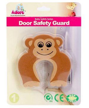 Adore Door Safety Guard Monkey Design - Brown