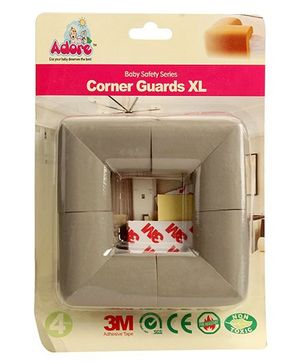 Adore Baby Corner Guard XL - Grey