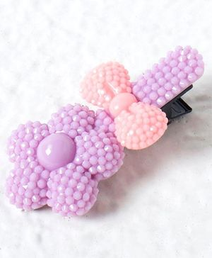 Treasure Trove Flower Stem Tic Tac - Purple