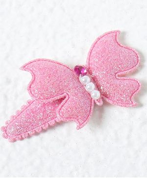 Treasure Trove Butterfly Tic Tac - Pink