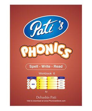 Phonics 6 Downloadable Workbook - English