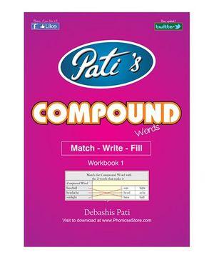 Compund Words 1 Downloadable Workbook - English