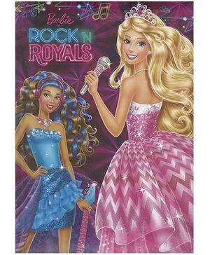 Barbie in Rock N Royals - English