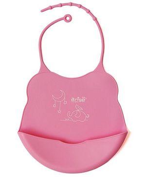 Babycenter India Bib - Pink