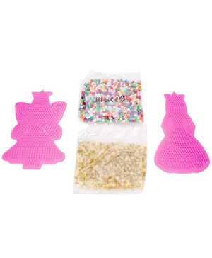 Simba Art And Fun Ironing Bead Fairy And Princess Multicolor - Over 2200 Beads